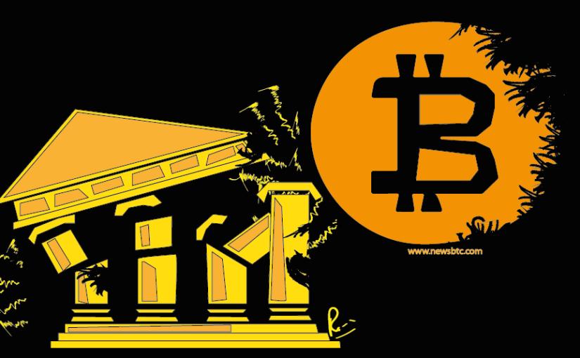 Banken bang voor Bitcoin
