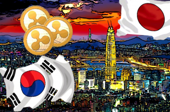 Ripple Japan en Zuid-Korea