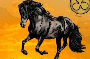 Ripple The Black Horse
