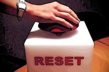 Reset je financiën