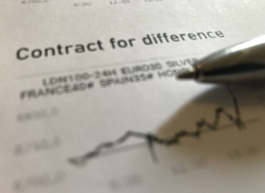 Contract for difference, CFD