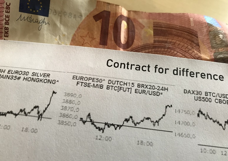 CFD en contract for difference uitleg